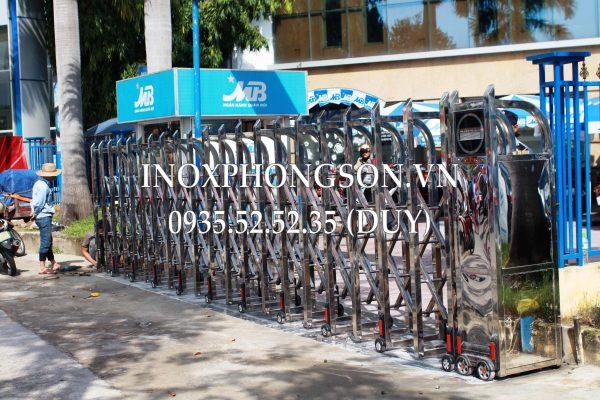 Cổng Xếp Việt Nam PS-20