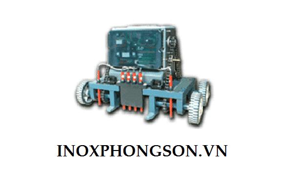 Motor Cổng Xếp Không Ray ĐC-02