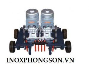 motor cong xep khong ray