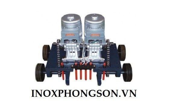 Motor Cổng Xếp Không Ray ĐC-01
