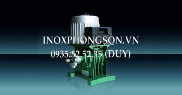 Động Cơ Cổng Xếp 1 Ray MT-02
