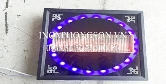 Hộp Đèn LED cho Cổng Xếp