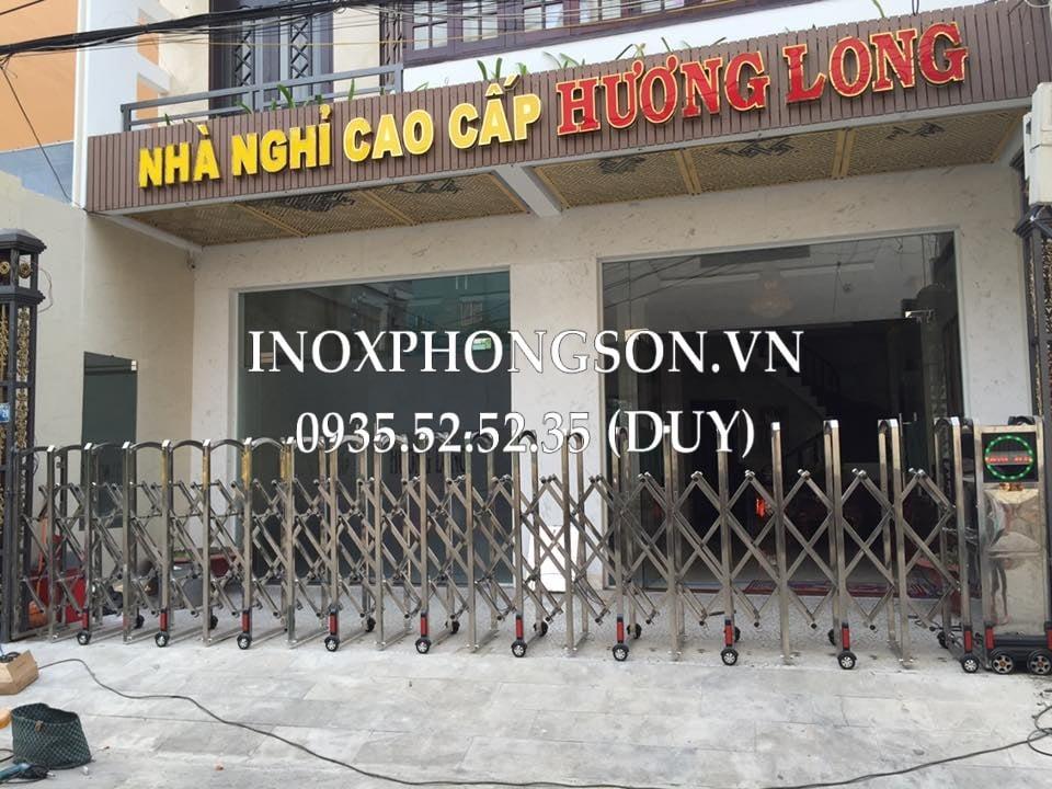 Nhà nghỉ cao cấp Hương Long - Đà Nẵng