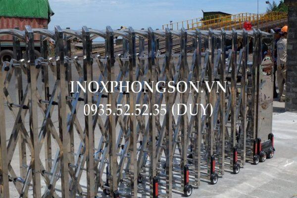 Thế mạnh của Inox Phong Sơn ở Lĩnh vực Cổ ...