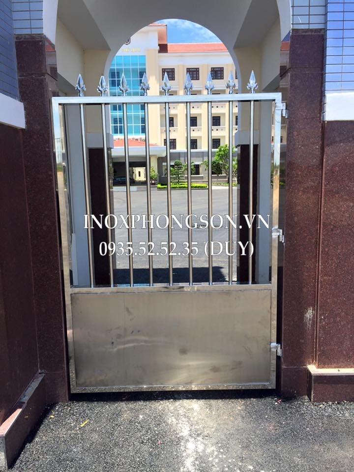 Cửa Cổng Xếp Chạy Điện cho Cảnh sát Biển - Cảng Kỳ Hà - Chu Lai, Quảng Nam