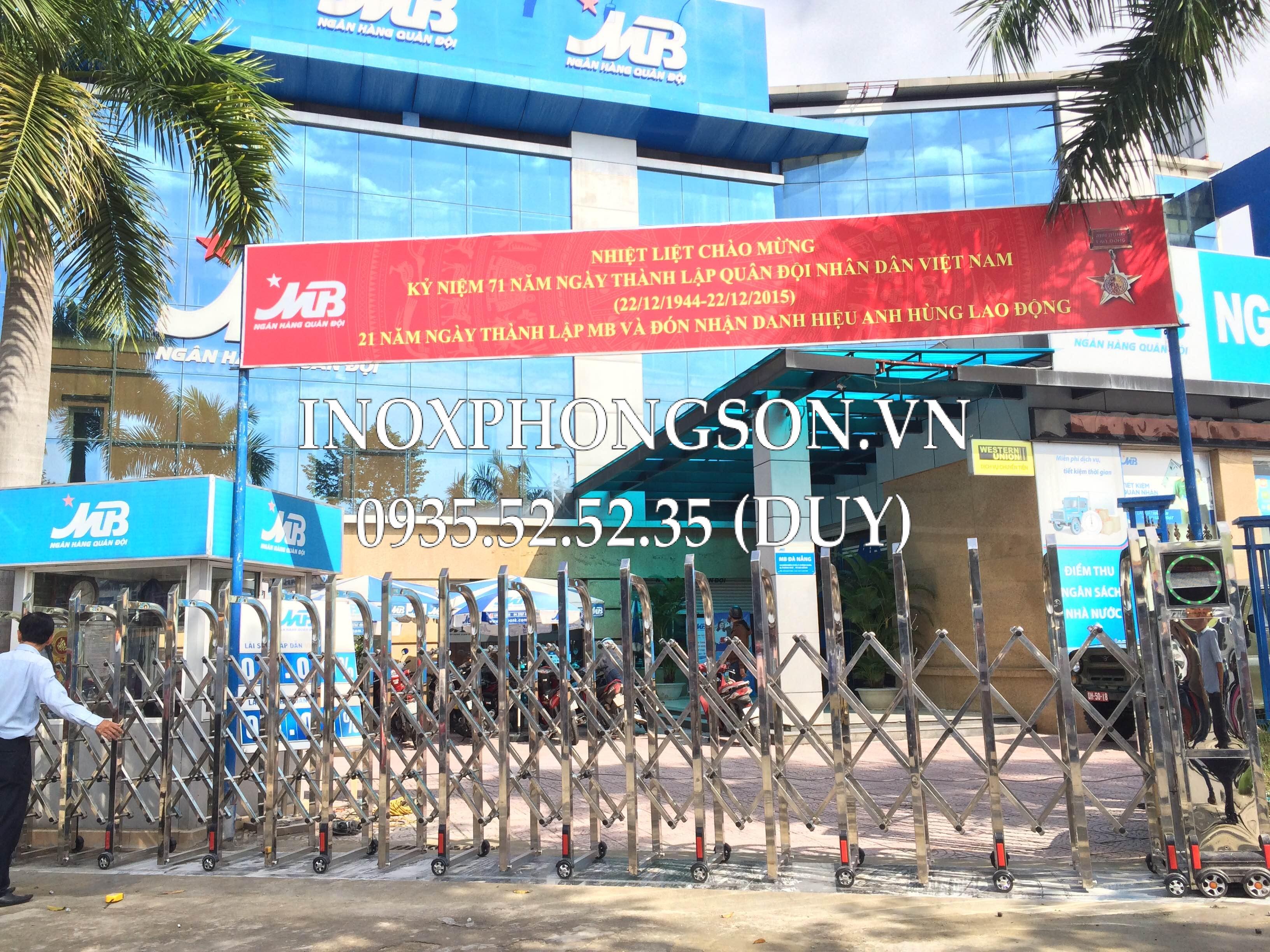 Ngân hàng MB - Chi nhánh Đà Nẵng