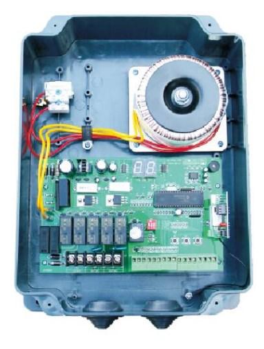 Hộp điều khiển Motor Cánh Tay Đòn PK-05